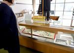 検疫所の写真などを展示する特別展
