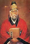 ホジュン晩年の肖像画