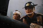 「最後の武士」で北越方面にガトリング砲で迎え撃つ河井継之助