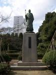 岡田啓介像